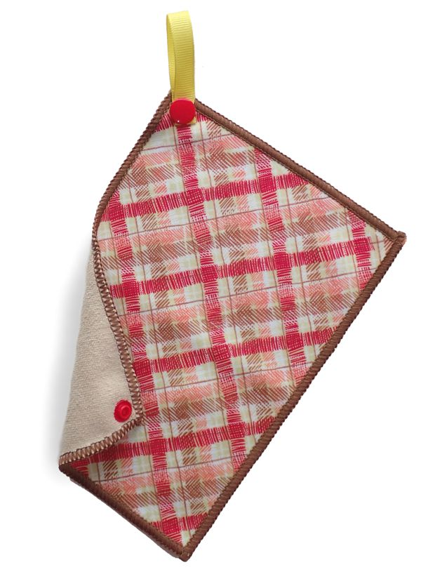 Wee Snapper: Lumberjack Plaid