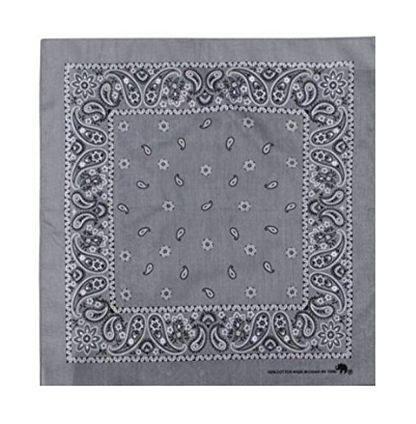 Bandana: Granite Grey