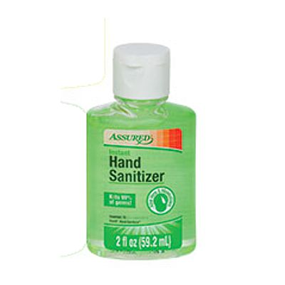 Hand Sanitizer, 2 oz.