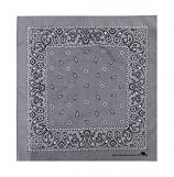 Bandana: Granite Grey