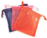 Three Nylon Mesh Drawstring Bags (PPO)